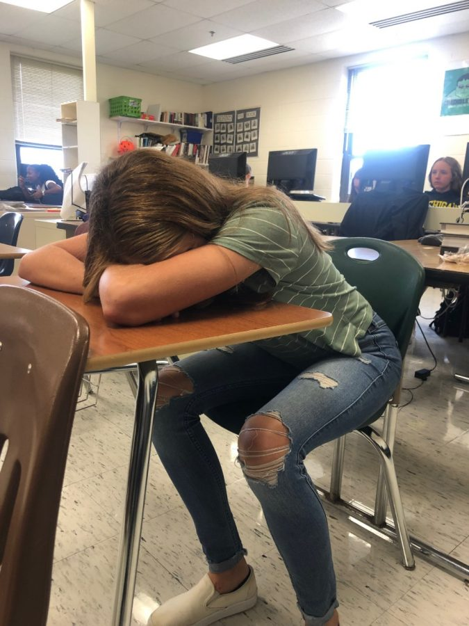 Do Teenagers get Enough Sleep?