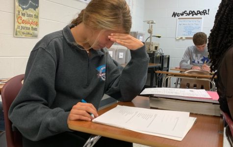 The Results of Stress on Students