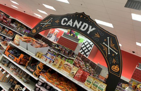 All Things Halloween Candy